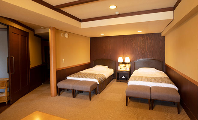 河口湖富士レークホテルにて休息あるいはワーケーション