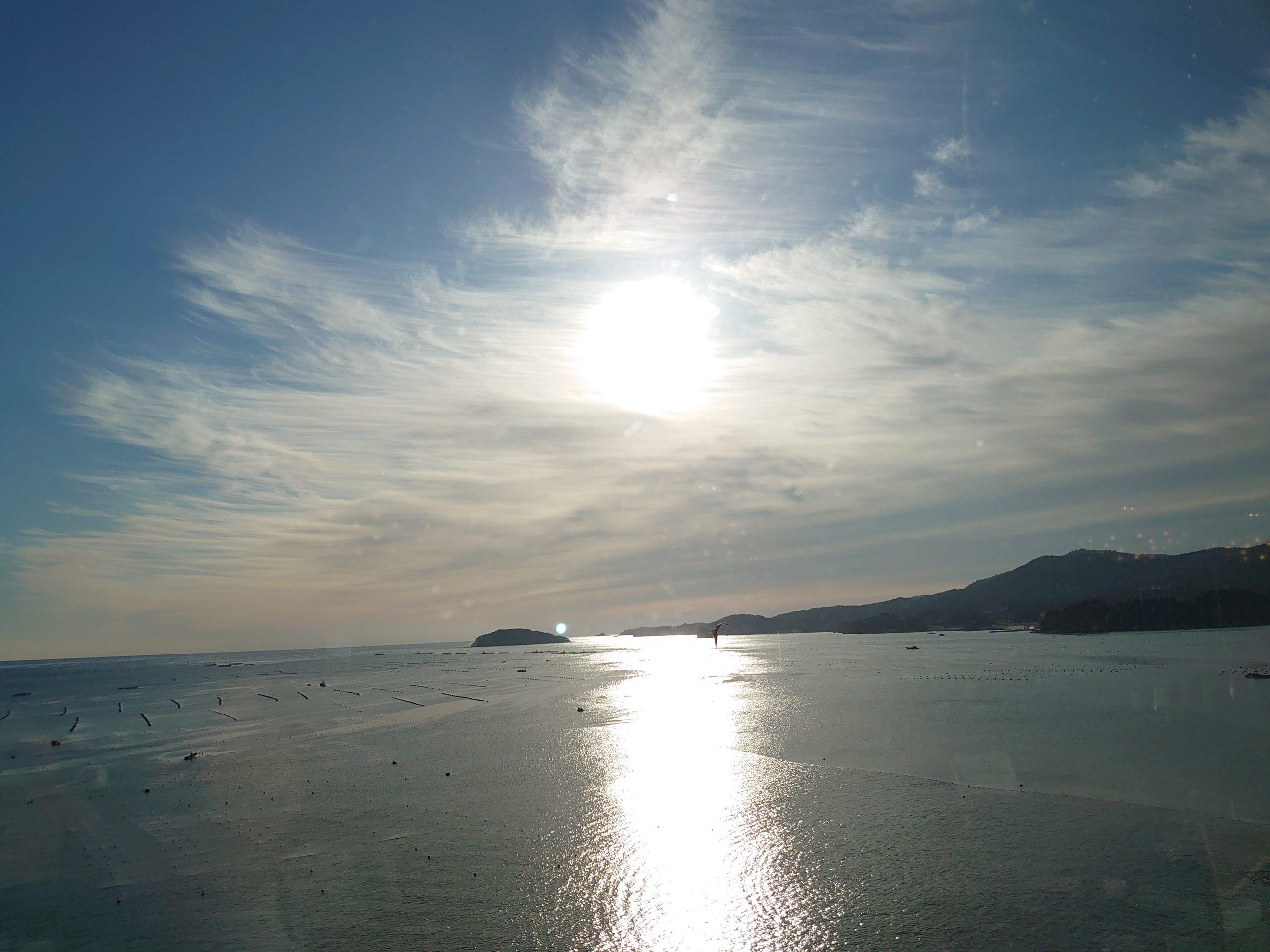 志津川湾の景色が絶景の南三陸ホテル観洋!